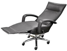 office recliner chair. Recliner Executive Chair Lafer Gaga Office Leather Swivel R