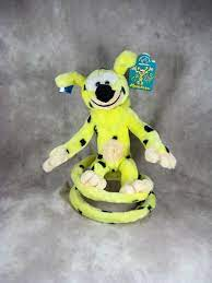 1993 MARSUPILAMI By Applause PLUSH Toy with Wire Tail Arms
