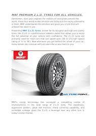 Mrf Tyre Pressure Chart Pin On Pdf