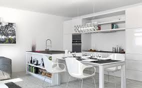 Painting Kitchen Wall Tiles White Kitchen Cabinets White Granite Tops Integrated Light Blue