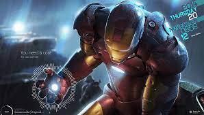Iron Man Gif Wallpaper