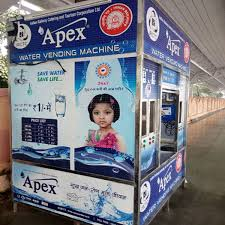 Apex Vending Machines Magnificent APEX TECHNOLOGY Packaged Drinking Water Plant In Siliguri West