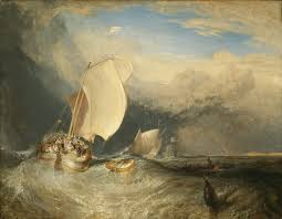 fishing boats with hucksters bargaining for fish by joseph mallord william turner wikimedia commons