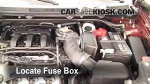 replace a fuse 2009 2016 ford flex 2009 ford flex sel 3 5l v6 blown fuse check 2009 2016 ford flex