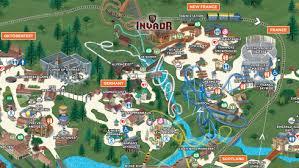 bush garden williamsburg. Busch Gardens Park Map Bush Garden Williamsburg I