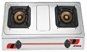 Aftron AFGT2040FSD Gas stove 2 Burner price from souq in UAE Yaoota