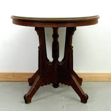 walnut accent table antique walnut accent table dark walnut accent tables