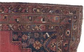 vintage afshar rug 5 6 x