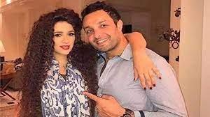 شاهد) رسالة غامضة من شقيق ياسمين عبدالعزيز تُثير قلق جمهورها