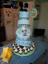 baby shower cake ideas diy best images on birthdays mickey cakes