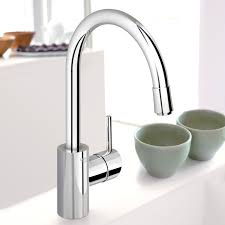 Grohe Concetto Kitchen Faucet Bathroom Tasty Grohe Pull Down Spray Kitchen Faucet Mega Supply