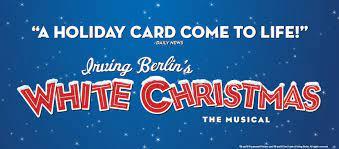 white christmas national tour dates
