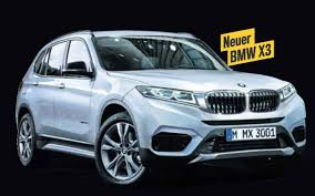 2018 bmw new models. beautiful bmw 2018 bmw x3 new rendering for bmw new models o