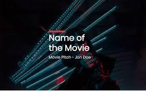 Movie Powerpoint Template Film Powerpoint Template