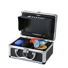"""<b>Eyoyo</b> 7"""" Infrared 12LEDs HD 1000TVL Camera <b>15m Fish</b> Finder Ice ..."""