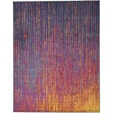 parsons pink purple indoor area rug medallion area rug
