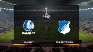 KAA Gent - 1899 Hoffenheim | UEFA Europa League 2020-2021 | eFootball PES  2020 Gameplay - YouTube