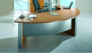 curved office desk. Curved Office Desk Amusing Ideas Corner With Regard To New .