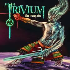 The <b>Crusade</b> / BLUE <b>2</b>-LP <b>TRIVIUM</b>