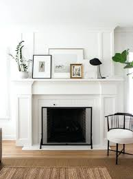 mantel ideas for white brick fireplace pictures mantels jpg