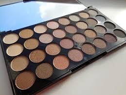 makeup revolution ultra 32 shade eyeshadow palette beyond flawless amazon co uk beauty