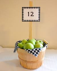 Pretty Apple Centerpiece -- when apples are for the looking and not for the  eating #apples #centerpiece #fall | Fall | Pinterest | Apple centerpieces,  ...
