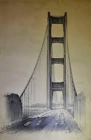 architectural drawings of bridges. Engineering The Design - Pencil Rendering Looking North Architectural Drawings Of Bridges