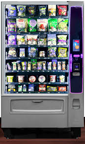 Snack Vending Machine Services Magnificent Energy Efficient Snack Vending Machines Full Servicing At NO COST