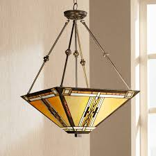 Arts And Crafts Mission Style Lighting Arts And Crafts Mission Lighting Fixtures Lamps Plus