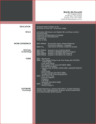 Sample Artist Resume Resume Artist Resume Sample 23