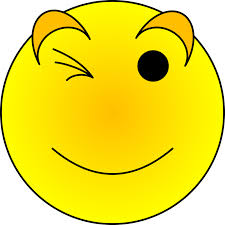 Smiley Face Wink Free Download Best Smiley Face Wink On Clipartmag Com