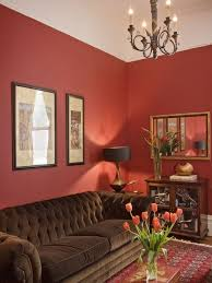 sofa brown color.  Brown Two Brown Sofas And Two Completely Different Ambients To Sofa Brown Color D