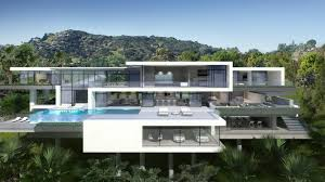 modern mansions. Back Two Modern Mansions Plan House Photos G