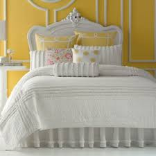Buy Quilted Bed Skirts King from Bed Bath & Beyond & Denaâ?¢ Home King Bed Skirt Adamdwight.com