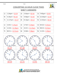 Time Clock Chart 29 True To Life Military Hour Conversion Chart