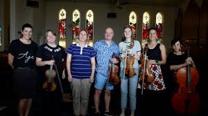 Masterclass for Shepparton string players