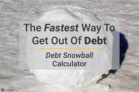 debt snowball calculator free