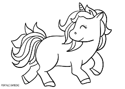 Disegni Di Unicorni Da Colorare Coloring Pages Unicorno