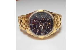 citizen eco drive diamond chronograph gold tone mens watch buy citizen eco drive diamond chronograph gold tone mens watch