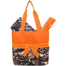 Amazon.com : New Design Camo Quilted 3pcs Diaper Bag-orange ... & Amazon.com : New Design Camo Quilted 3pcs Diaper Bag-orange : Diaper Tote  Bags : Baby Adamdwight.com