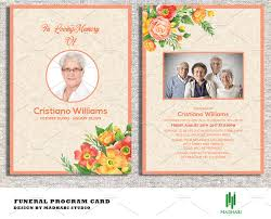 Funeral Invitation Templates Funeral Announcement Or Invitation Invitation Templates Creative 16