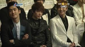 Hd 120222 Kbs Joy 1st Gaon Chart Kpop Awards 2011 Super Junior Under Stage Cuts 18 24