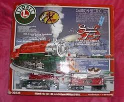 lionel santas flyer lionel santas flyer o gauge train bass pro shops 2013 504288266