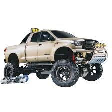 lifted toyota tundra. Simple Lifted Tamiya 110 Toyota Tundra HighLift Kit Large View Intended Lifted N