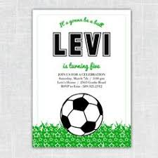 Soccer Party Invitation Template Soccer Party Invitations New 10 Best Soccer Birthday Party