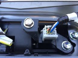 back up camera install on a base 2014 tacoma world Dealership Gave Me Tundra Tailgate Camera Wire Harness costs $600 let me do the math on this mark up $15x=$600 and we end up with a 4000% mark up!!!! any case here is a photo of the wiring to the tailgate