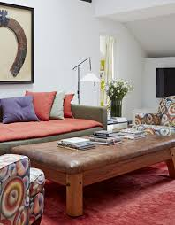 Ideal Home Living Room The Ideal Home Designed By The House Of Pierre Frey Is Eclectic