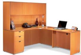 l shaped office desk with hutch. Plain Hutch L Shaped Office Desk With Hutch White On With