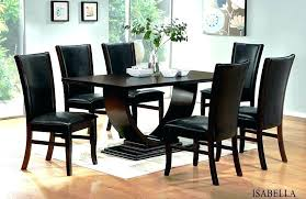 black dining tables and chairs black contemporary dining table designs for dining table and chairs black and wood dining table modern black dining room