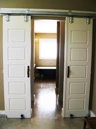 image of favorite interior barn door hardware